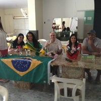 Photo taken at Churrascaria do Zezinho by Camila B. on 6/26/2013
