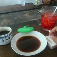 Photo taken at Warkop CR1 by Dicky F. on 7/21/2014