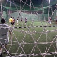 Photo taken at Los Amigos del Futbol by Gustavo M. on 11/12/2013