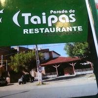 Foto tirada no(a) Restaurante Parada de Taipas por Lucas P. em 4/14/2013