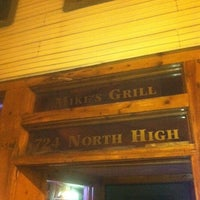 Photo taken at Mike's Grill by Dan S. on 1/3/2013