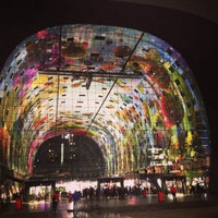 Photo taken at Markthal by Cindy K. on 10/4/2014