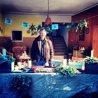 Photo taken at Sarral by artesaniaflorae on 12/9/2013