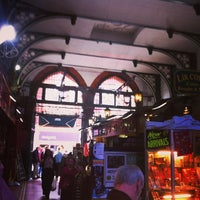 Photo taken at George's Street Arcade Market by João S. on 4/27/2013