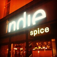 Photo taken at Indie Spice by João S. on 4/26/2013