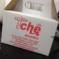 Photo taken at Tchê by Fernanda N. on 6/1/2014