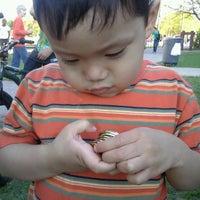 Photo taken at Hiawatha School Park by Joie W. on 5/24/2013