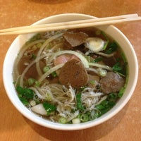 Photo taken at Noodle City by Laura B. on 11/25/2012