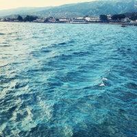 6/1/2013 tarihinde Zişan Çakıroğlu ♪.ziyaretçi tarafından Akçay Kordon'de çekilen fotoğraf