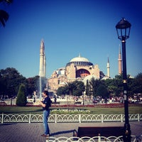Photo taken at Sultanahmet Square by Angry K. on 7/12/2013