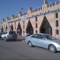 Photo taken at Riyadh Railway Station by Usman B. on 4/8/2013