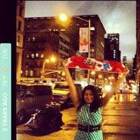 Photo taken at New york surf Film Festival by Aparna M. on 9/18/2014