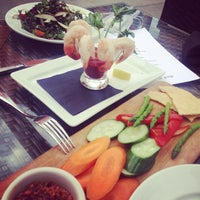 Photo taken at R&R Restaurant by Aparna M. on 7/27/2014