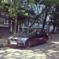 "Photo taken at Парковка ""Торпедо-1"" by Anastasia on 5/31/2014"