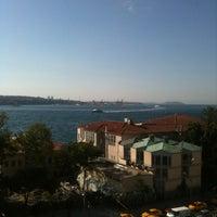 Photo taken at Nixon Bosphorus Hotel by Kiki B. on 6/20/2013