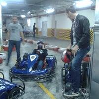 Photo taken at Speedy Karting by Oguzhan D. on 5/12/2013