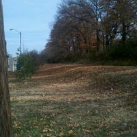 Photo taken at Shelby Farms Greenline @ Tillman St (West Terminus) by Joseph F. on 12/1/2012