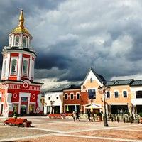 Снимок сделан в Outlet Village Белая Дача пользователем Екатерина 7/22/2013