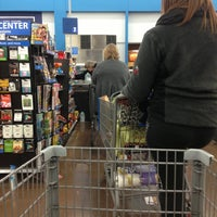 Photo taken at Walmart Supercenter by Ben H. on 2/23/2013