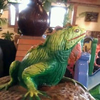 Photo taken at 3 Margaritas Family Mexican Restaurant by Carrie P. on 12/3/2011