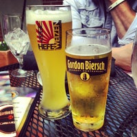 Photo taken at Gordon Biersch Brewery Restaurant by Robin B. on 4/7/2013