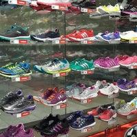Photo taken at Nike store by Eri C. on 8/2/2013