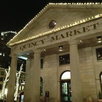 Photo prise au Quincy Market par Lorenzo le4/4/2013