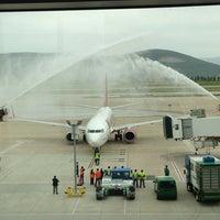 4/7/2013 tarihinde Eren M.ziyaretçi tarafından Milas Bodrum Havalimanı (BJV)'de çekilen fotoğraf