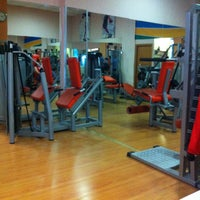 Photo taken at O2xygen Fitness Center by Dennis on 5/8/2013