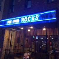 Photo taken at On the Rocks by Travis E. on 10/8/2013