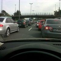 Photo taken at Autopista Ingeniero Pascual Palazzo (Autopista Ruta Panamericana) by Patricio A. on 9/15/2012