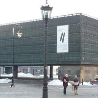 Photo taken at Latvijas Okupācijas muzejs | The Museum of the Occupation of Latvia by Fedor B. on 1/19/2013