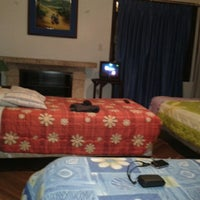 Photo taken at Hostal Villa Nancy by Nadine D. on 12/14/2012