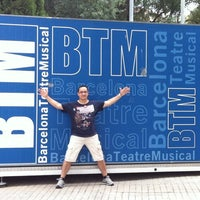 Photo taken at Barcelona Teatre Musical by Leandro M. on 6/22/2014