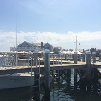 Photo taken at Great Harbor Yacht Club by Matthew Z. on 7/12/2014