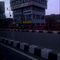 Photo taken at Jembatan Merah by Pepsi C. on 10/13/2012