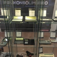 Photo taken at Helsinki Computer & Game Console Museum by Zhanna T. on 12/4/2016
