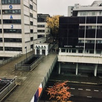 Photo taken at Pasila / Böle by Zhanna T. on 10/10/2017