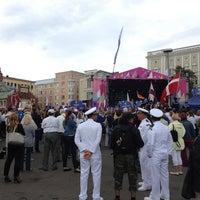 Das Foto wurde bei Hietalahdentori von Zhanna T. am 7/18/2013 aufgenommen