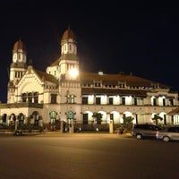 Photo taken at Lawang Sewu by Daniela A. on 3/28/2013
