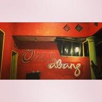 Photo taken at D'Lounge Cafe & Resto by Putu R. on 4/21/2015