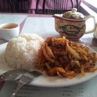 Photo taken at Jenmy Chinese Restaurant by Alwyn A. on 10/26/2012