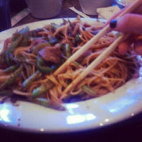 Photo taken at Mongolian Grille by Kim A. on 9/30/2012
