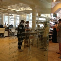 Photo taken at Warby Parker - Puck Store by Richard on 8/3/2013