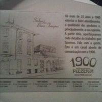 12/29/2012 tarihinde Rose T.ziyaretçi tarafından 1900 Pizzeria'de çekilen fotoğraf