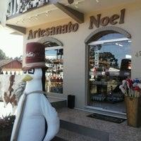 Photo taken at Artesanato Noel by Rose T. on 4/6/2013