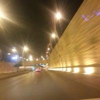 Photo taken at King Abdullah Road by Yahya A. on 3/28/2013