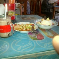 Photo taken at Rumah Makan Lintong by Mei L. on 5/5/2013