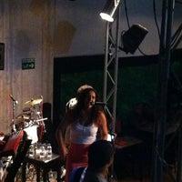 Photo taken at B-23 Lounge Music Bar by Sarah K. on 6/12/2013