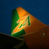 Photo taken at iloilo international cargo area/ zestair cargo logistics by Cenon Jr d. on 9/15/2012
